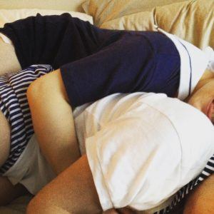 Adult baby boys and the need for cuddles