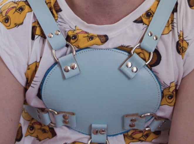 adult baby harness