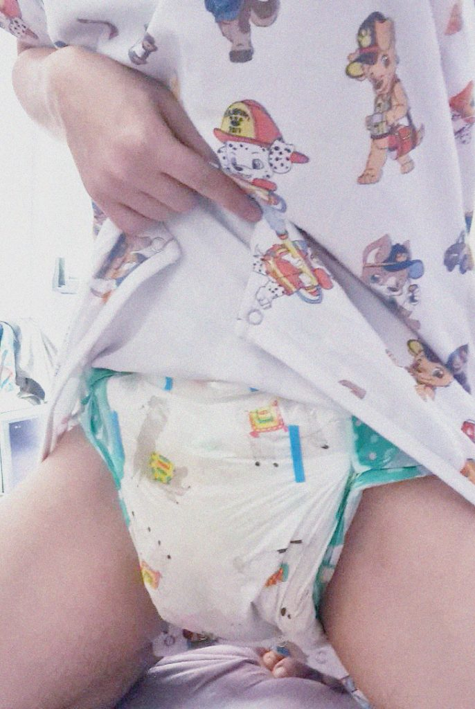 TBDL Wet diaper